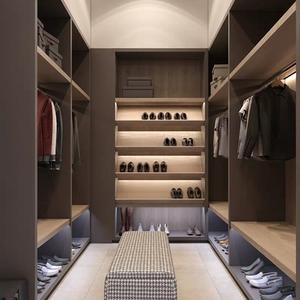 衣帽间衣柜4