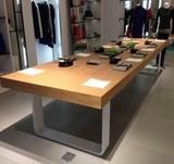 设计师作品 会议桌实木